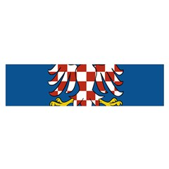 Flag of Moravia  Satin Scarf (Oblong)