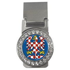 Flag of Moravia Money Clips (CZ)