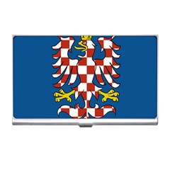 Flag of Moravia Business Card Holders