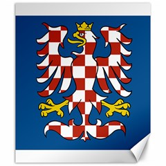 Flag of Moravia Canvas 20  x 24