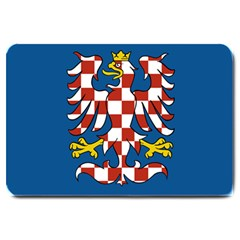 Flag of Moravia Large Doormat