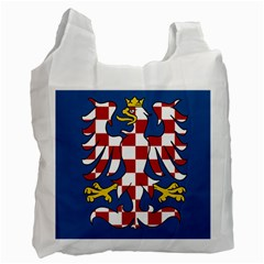 Flag of Moravia Recycle Bag (Two Side)