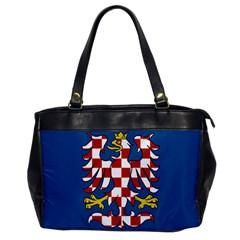 Flag of Moravia Office Handbags