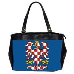 Flag of Moravia Office Handbags (2 Sides)