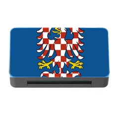 Flag of Moravia Memory Card Reader with CF
