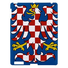 Flag of Moravia Apple iPad 3/4 Hardshell Case