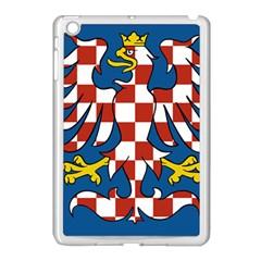 Flag of Moravia Apple iPad Mini Case (White)