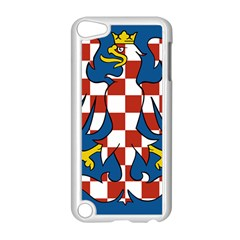Flag of Moravia Apple iPod Touch 5 Case (White)