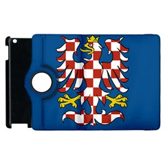 Flag of Moravia Apple iPad 2 Flip 360 Case