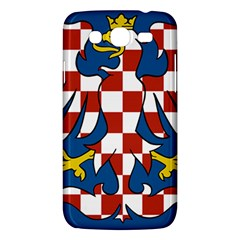 Flag of Moravia Samsung Galaxy Mega 5.8 I9152 Hardshell Case