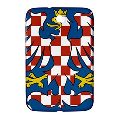 Flag of Moravia Samsung Galaxy Note 8.0 N5100 Hardshell Case