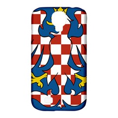 Flag of Moravia Samsung Galaxy S4 Classic Hardshell Case (PC+Silicone)