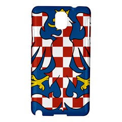 Flag of Moravia Samsung Galaxy Note 3 N9005 Hardshell Case