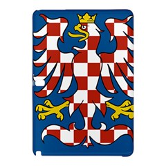 Flag of Moravia Samsung Galaxy Tab Pro 10.1 Hardshell Case