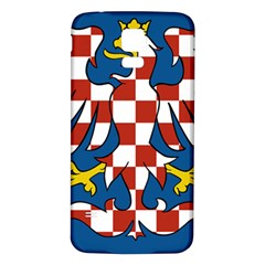 Flag of Moravia Samsung Galaxy S5 Back Case (White)