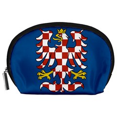 Flag of Moravia Accessory Pouches (Large)