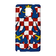 Flag of Moravia Samsung Galaxy Note 4 Hardshell Case