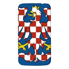 Flag of Moravia Samsung Galaxy Mega I9200 Hardshell Back Case