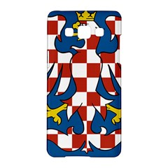 Flag of Moravia Samsung Galaxy A5 Hardshell Case