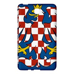 Flag of Moravia Samsung Galaxy Tab 4 (8 ) Hardshell Case