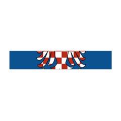 Flag of Moravia Flano Scarf (Mini)