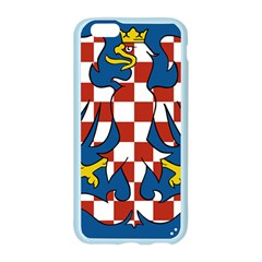 Flag of Moravia Apple Seamless iPhone 6/6S Case (Color)
