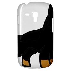 German Shepherd Cartoon Bi Color Galaxy S3 Mini