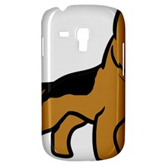 German Shepherd Cartoon Galaxy S3 Mini