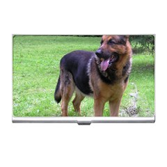 German Shepherd Full Business Card Holders