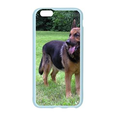 German Shepherd Full Apple Seamless iPhone 6/6S Case (Color)