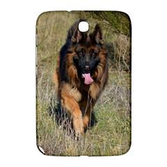 German Shepherd In Motion Samsung Galaxy Note 8.0 N5100 Hardshell Case