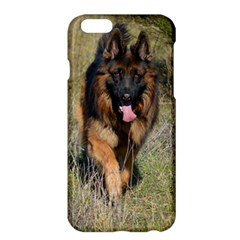 German Shepherd In Motion Apple iPhone 6 Plus/6S Plus Hardshell Case
