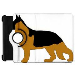German Shepherd Silo Kindle Fire HD 7