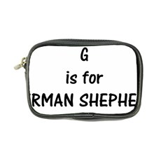 G Is For German Shepherd Coin Purse