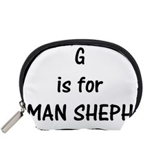 G Is For German Shepherd Accessory Pouches (Small)