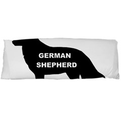 German Shepherd Name Silo Body Pillow Case Dakimakura (Two Sides)
