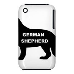 German Shepherd Name Silo iPhone 3S/3GS
