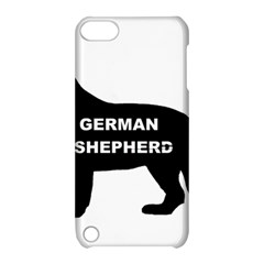 German Shepherd Name Silo Apple iPod Touch 5 Hardshell Case with Stand