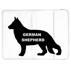 German Shepherd Name Silo Samsung Galaxy Tab 7  P1000 Flip Case