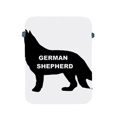 German Shepherd Name Silo Apple iPad 2/3/4 Protective Soft Cases
