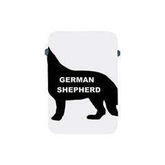 German Shepherd Name Silo Apple iPad Mini Protective Soft Cases