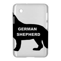 German Shepherd Name Silo Samsung Galaxy Tab 2 (7 ) P3100 Hardshell Case