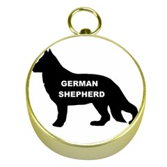 German Shepherd Name Silo Gold Compasses