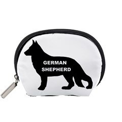 German Shepherd Name Silo Accessory Pouches (Small)