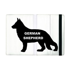 German Shepherd Name Silo iPad Mini 2 Flip Cases