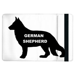 German Shepherd Name Silo iPad Air Flip