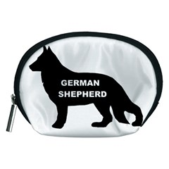 German Shepherd Name Silo Accessory Pouches (Medium)