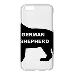 German Shepherd Name Silo Apple iPhone 6 Plus/6S Plus Hardshell Case