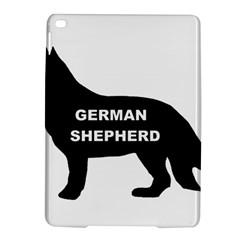 German Shepherd Name Silo iPad Air 2 Hardshell Cases