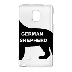 German Shepherd Name Silo Galaxy Note Edge